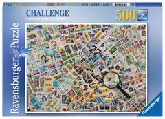 Stamps Challenge - 500pcs
