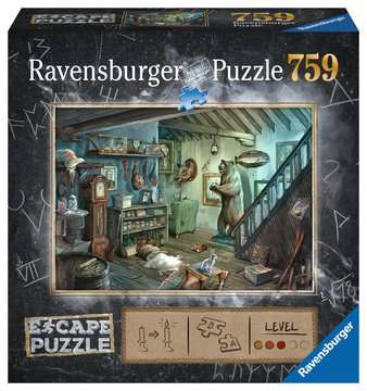 ESCAPE Forbidden Basement - 759pcs