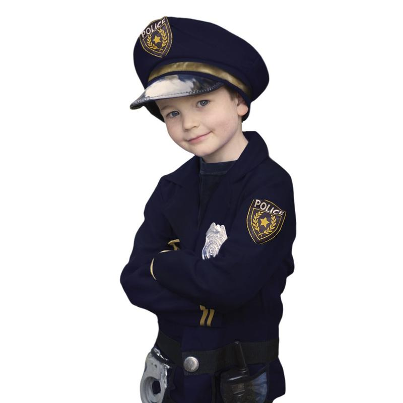 Police Officer with Accessories