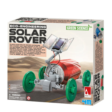 Eco-Engineering Solar Rover