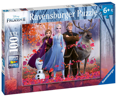 Frozen 2 - Magic of Friends - 100pcs