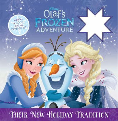 Disney Olaf's Frozen Adventure - Their New Holiday Tradition