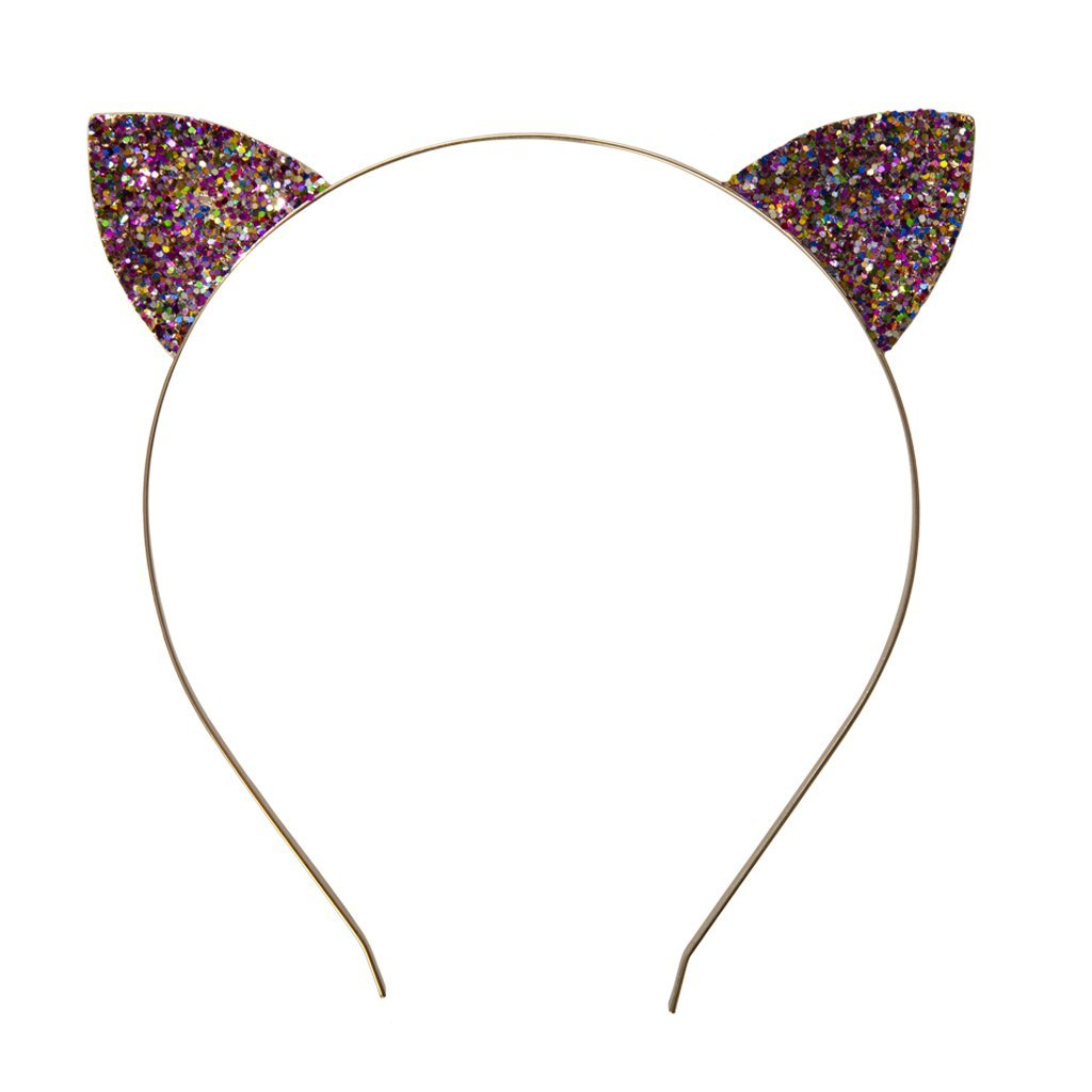 Glitter Ear Headbands