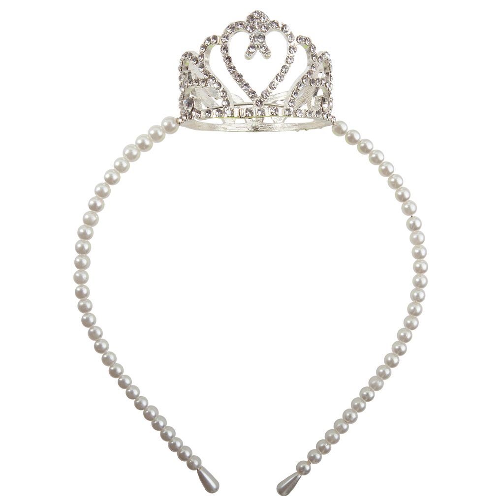 Pretty Petite Crown Headband