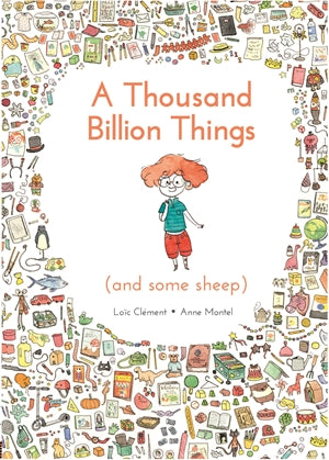 A Thousand Billion Things Book