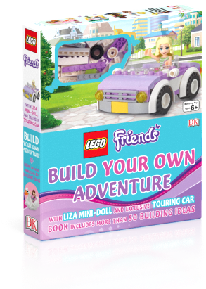 Lego Friends: Build Your Own Adventure