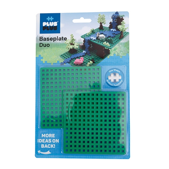 Baseplate Duo