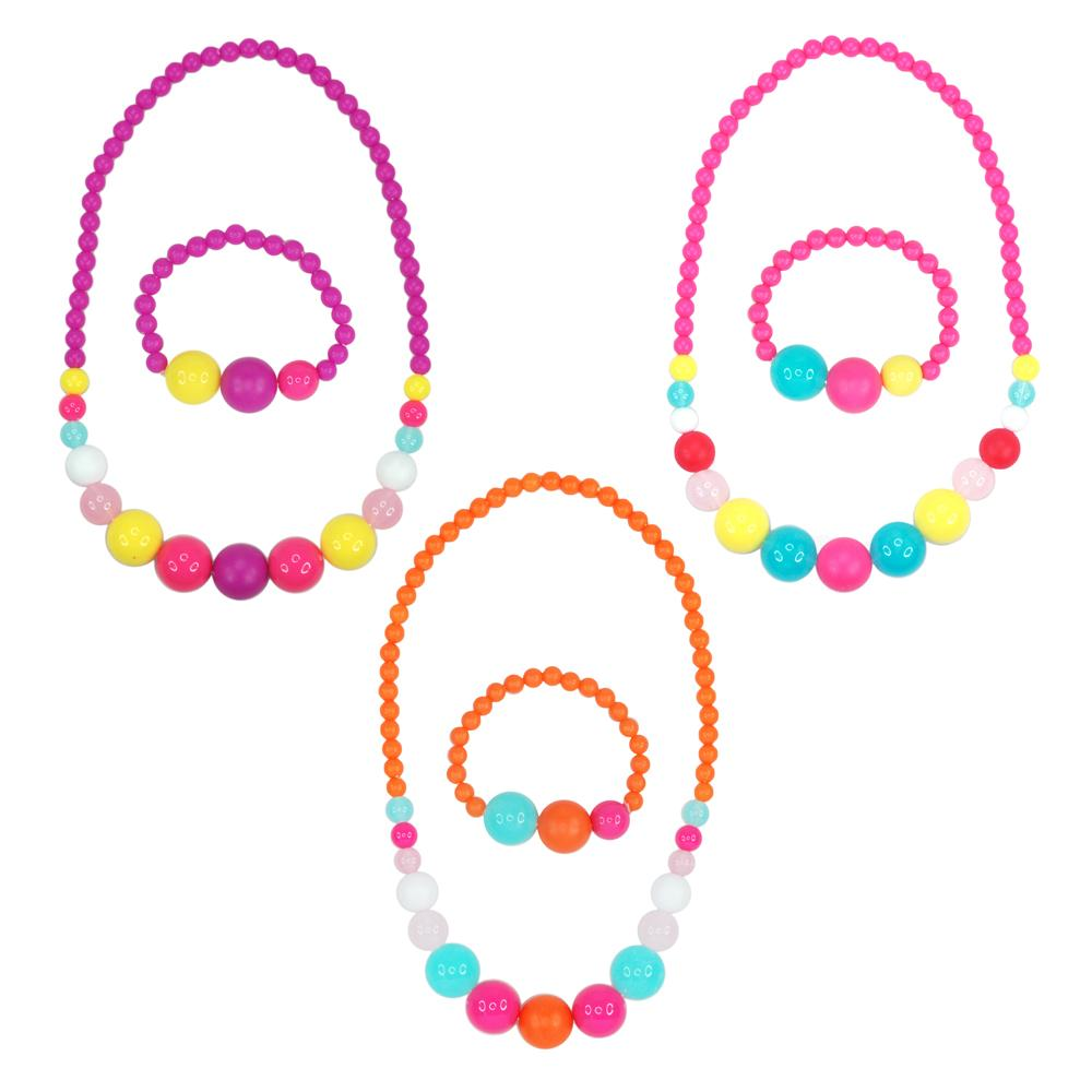 Calypso Necklace and Bracelet Set