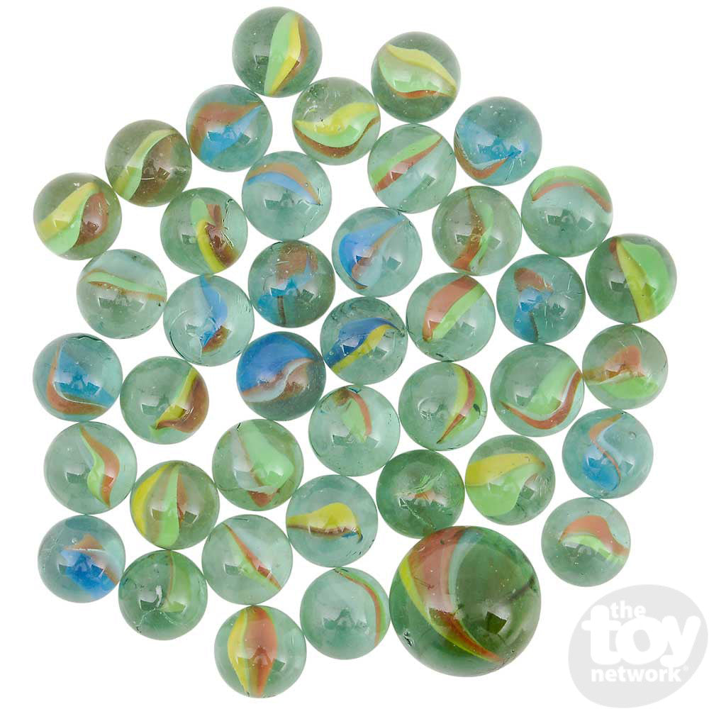 40 PC Marbles Game Set