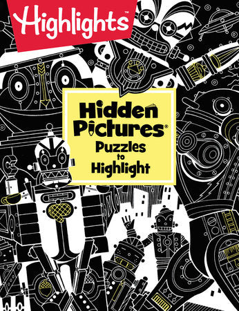 Hidden Pictures: Puzzles to Highlight