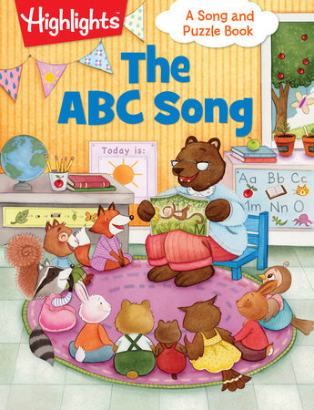 Highlights: The ABC Song