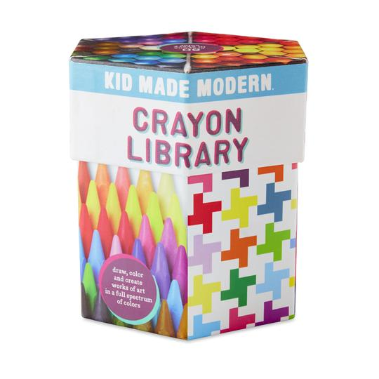 Crayon Library (Set of 60)