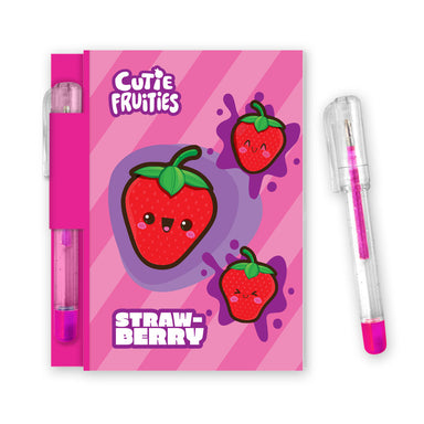 Cutie Fruities Note Pad – Strawberry