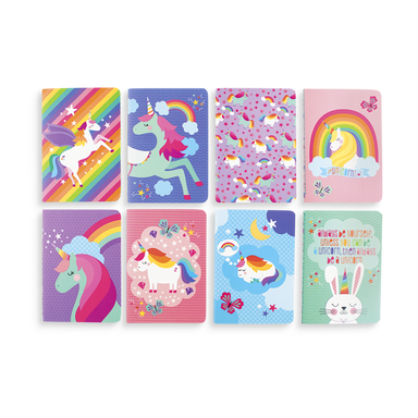 Pocket Pal Journals - Unique Unicorns