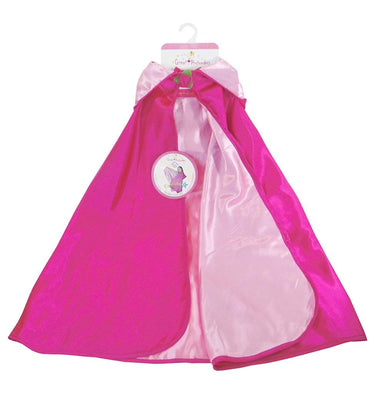 Reversible Hooded Princess Cape