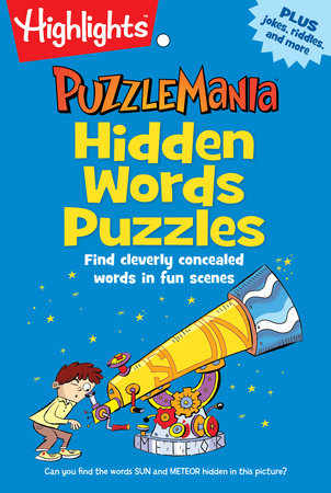 Puzzle Mania: Cross Words