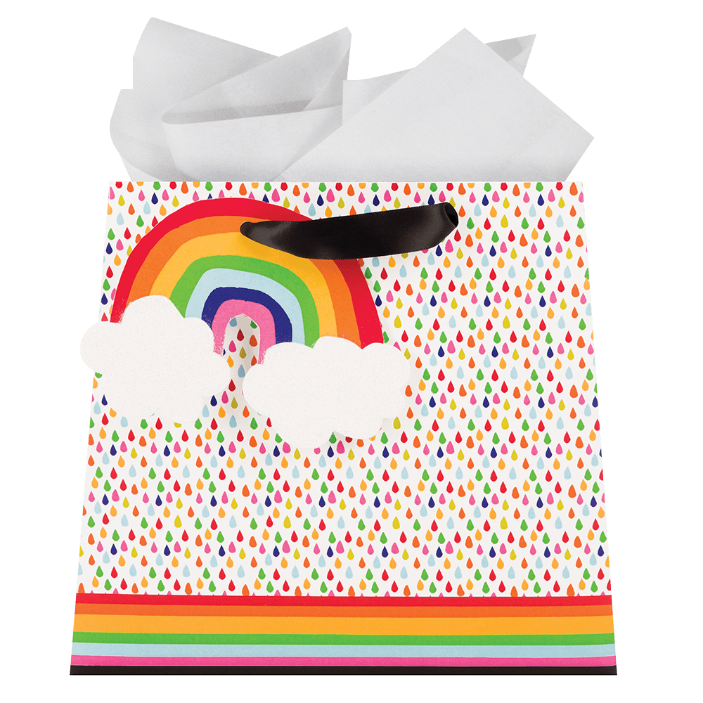 Rainbow Connection Small Gift Bag