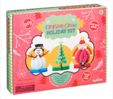 Crystal Grow Holiday Kit