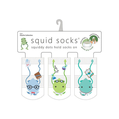 Squid Socks Charlie Collection - 3 Pack Socks