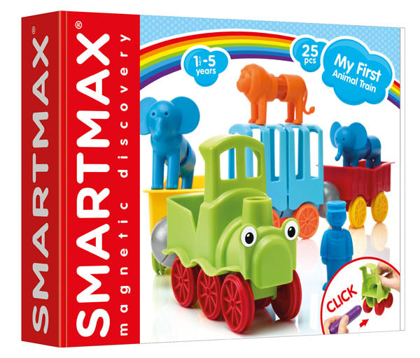 SmartMax My First Animal Train