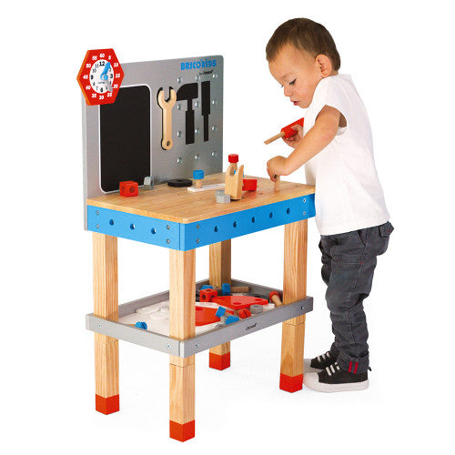 Brico'Kids by Janod DIY Giant Magnetic Workbench