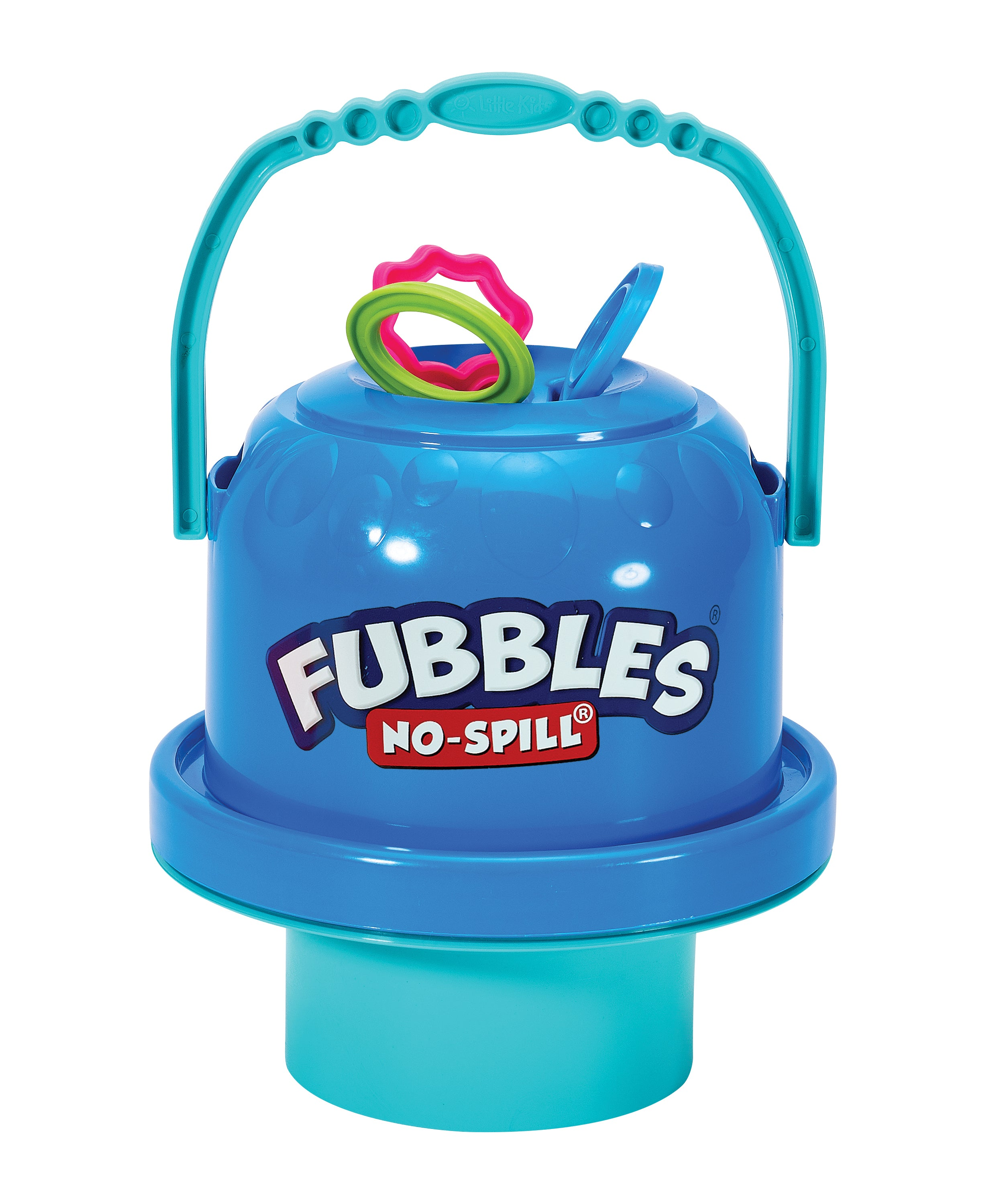 Fubbles® No-Spill Big Bubble Bucket