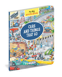My Big Wimmelbook - Cars and Things that Go