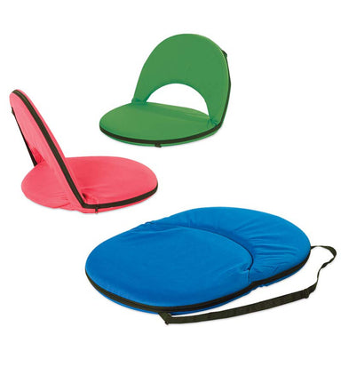 5-Position Folding Chairs - Bright Green