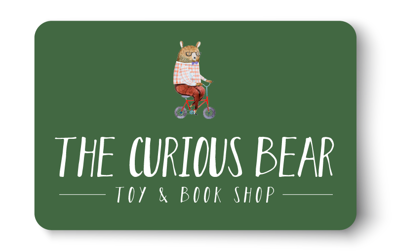 Digital Curious Bear Gift Card