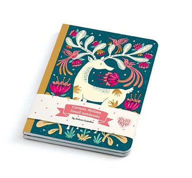 Lovely Paper Melissa Little Notebooks Pack