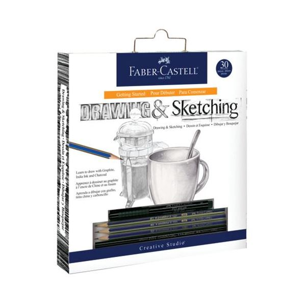 Getting Started Drawing & Sketching