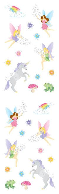 Fantasy Petite Reflections Stickers