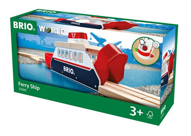 BRIO World Ferry Ship