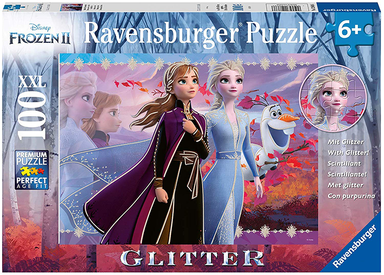 Frozen 2 - Strong Sisters - 100pcs