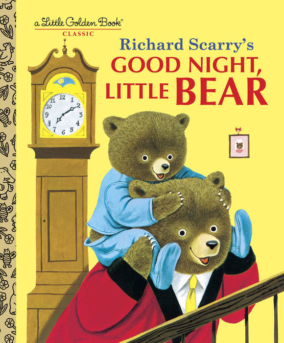 Little Golden Book Good Night, Little Bear