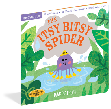 Indestructibles: The Isty Bitsy Spider