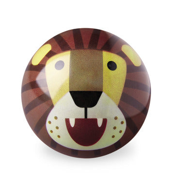 "4"" Lion Playball"