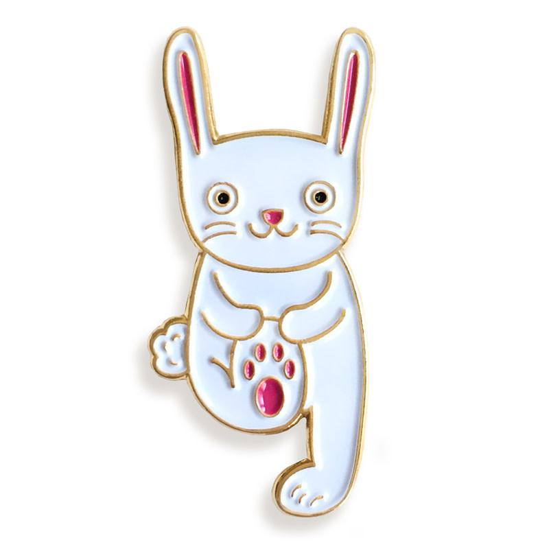 Pin Pals - Lucky Rabbit