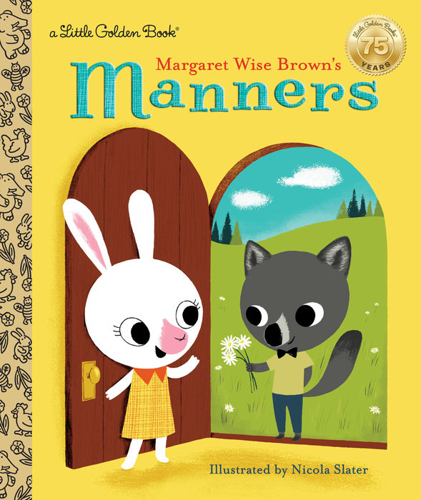 Little Golden Book Margaret Wise Brown's Manners