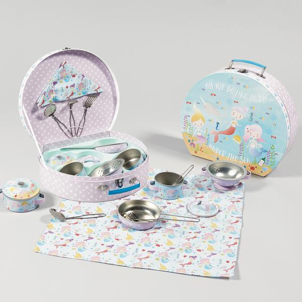 Mermaid Kitchen Set