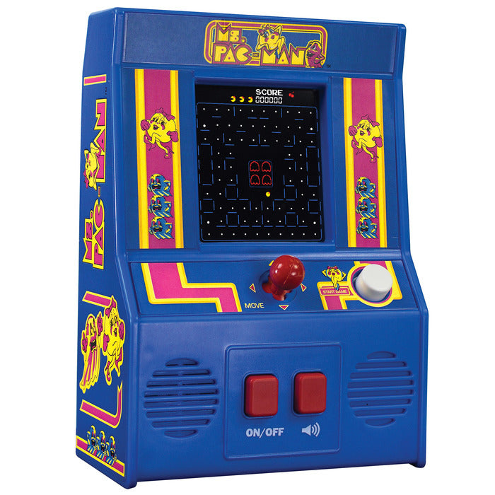 Ms. Pac Man Arcade Game