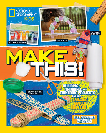National Geographic Kids: Make This!