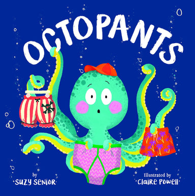 Octopants Book