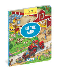 My Big Wimmelbook - On the Farm
