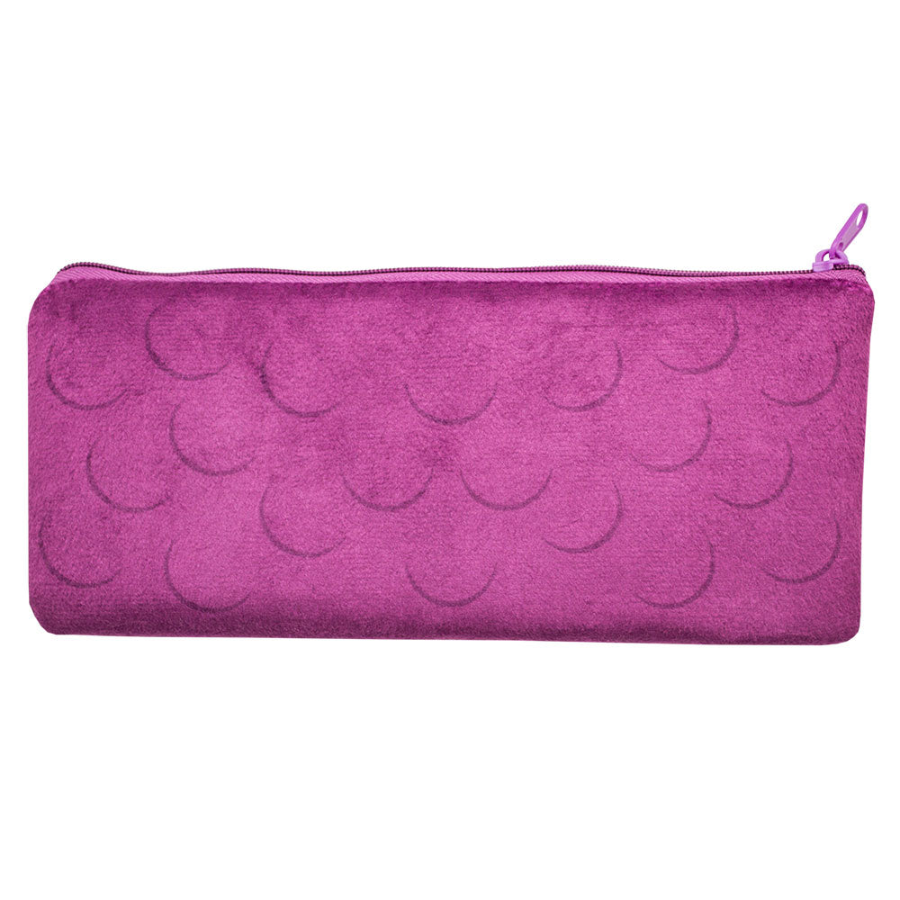 Cutie Fruities Pencil Pouch: Grape
