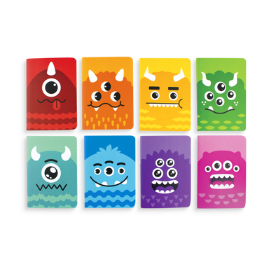 Pocket Pal Journals - Monsters
