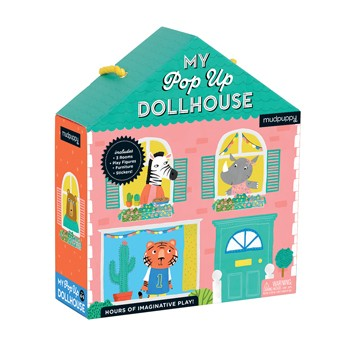 My Pop Up Dollhouse