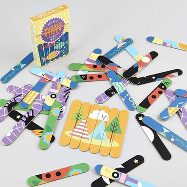 Puzzle Sticks Game