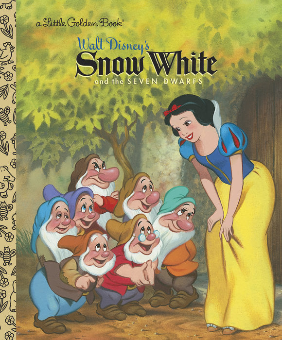 Little Golden Book Snow White and the Seven Dwarfs (Disney Classic)