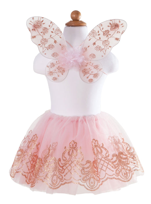 Rose Gold Tutu and Wings